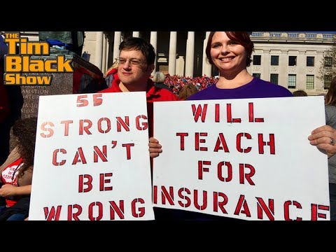 West Virginia Teacher Strike, Jobs and More with Paula Jean Swearengin