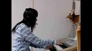 NHK朝ドラ「あまちゃん」の挿入歌、「潮騒のメモリー」を耳コピ、エ...