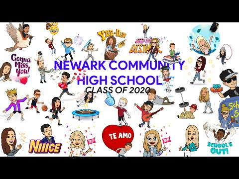 Newark Community High School - Virtual Graduation 2020