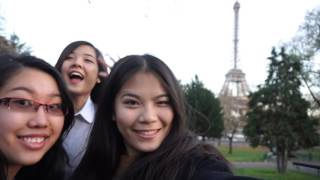 VLOG: A Day in Paris | Part II