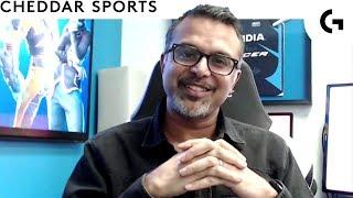 Logitech G x Cheddar Sports: Ujesh Desai on Logitech G's new headsets