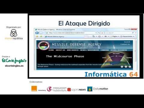 Chema Alonso en Internet es Tuyo 2013