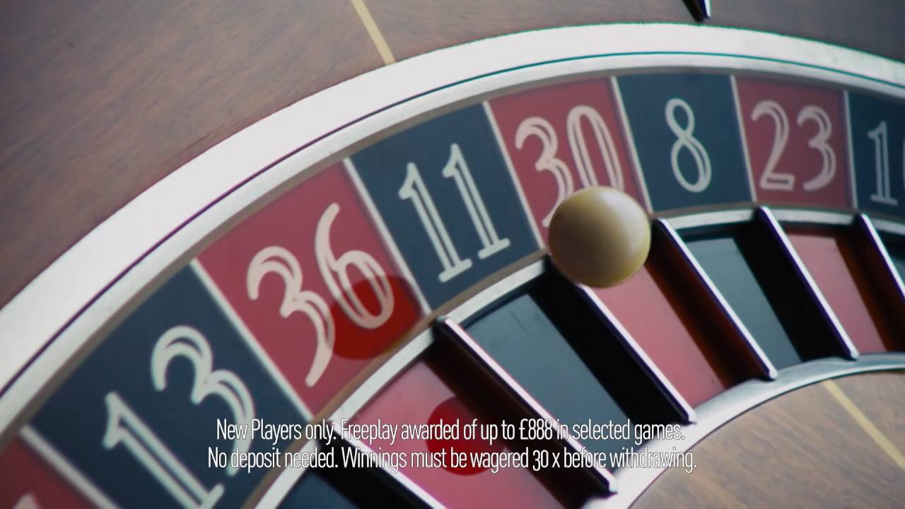 888 Casino. Tv
