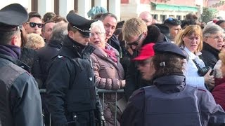 Carnival goers face high security for Venice festivities
