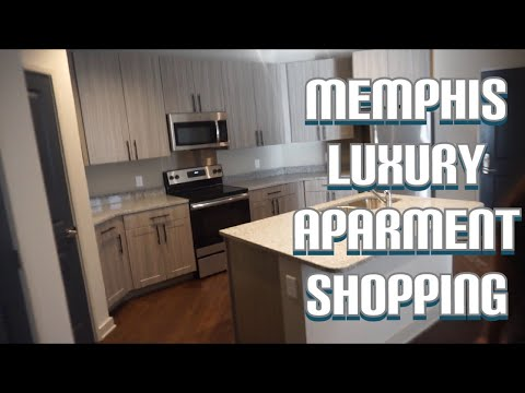 Vesta Home Show + Memphis Luxury Apartment Shopping