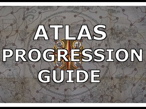 Path of Exile - Atlas Progression Guide (3.2-)