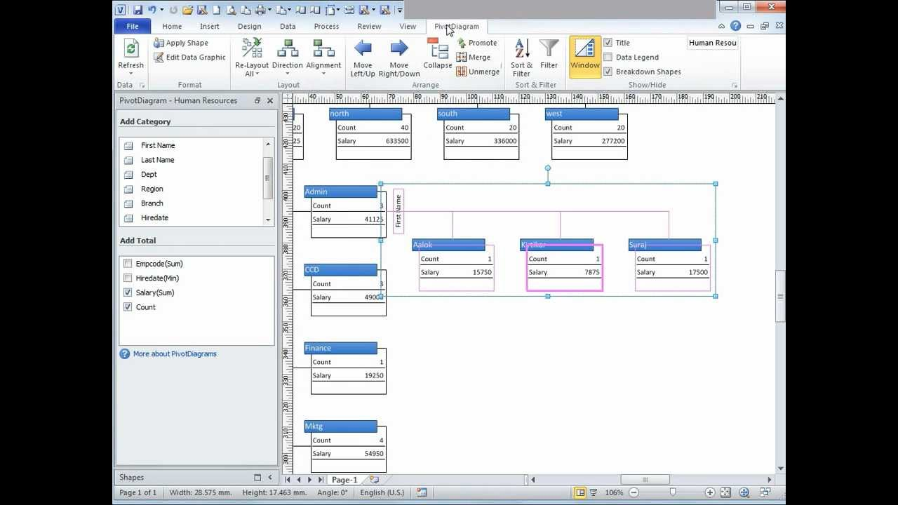 Microsoft visio tutorial video 3 of 3 youtube ccuart Image collections