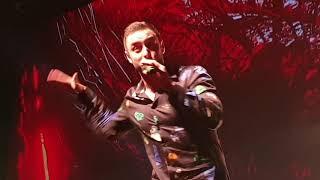 Måns Zelmerlöw - Heroes (Live in Euroclub/Tel Aviv)