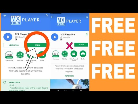 mx video player application download