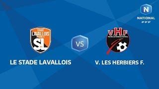 Stade Lavallois vs Les Herbiers full match