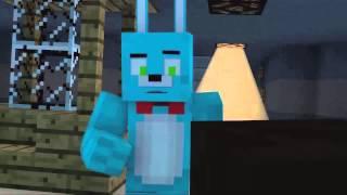 Minecraft Мультики 5 ночей с Фредди 3 Анимация на русском языке!