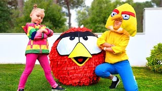 Kids playing with toys Giant Surprise Eggs / best compilation for kids