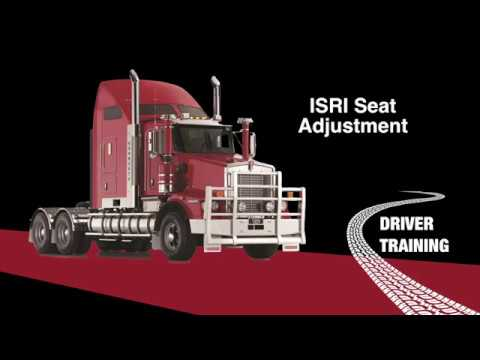 Kenworth T659 Seat Adjustment