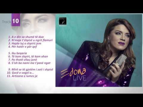 Edona LIVE 2016 - Goce e vogel o - Track 10