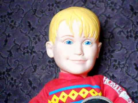 Macaulay Culkin Home Alone Quot Kevin Quot Doll Youtube