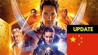 China Boosts Ant-Man and the Wasp's Global Box Office