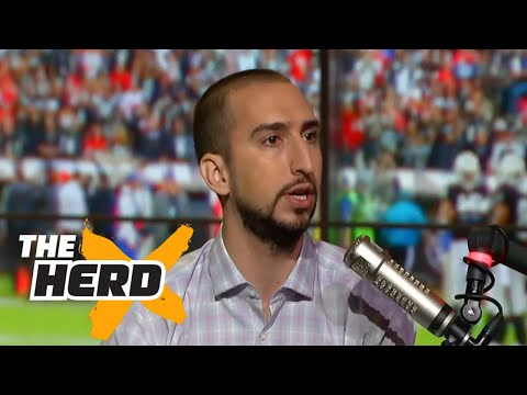 Reaction to Colin Kaepernick starting for the 49ers against the Bills - 'The Herd'