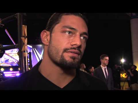 Roman Reigns Interview: On the Evolution of The Shield, Dwayne 'The Rock' Johnson and Batista