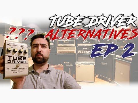 Tube Driver Alternatives   EP 02   Hiwatt Tube Distortion