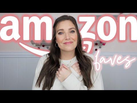 AMAZON FAVORITES SPRING 2020 | Sarah Brithinee