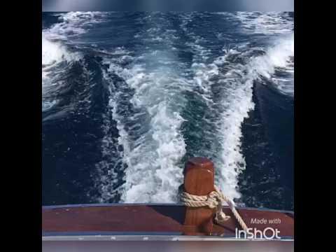 CUMMINS QSB6.7 and SARONIC BOATS 990 FISHING  POWER-EFFICIENCY-DEPENDABILITY