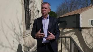 Laurent GESLIN, candidat à la Mairie de Mas-Blanc-des-Alpilles