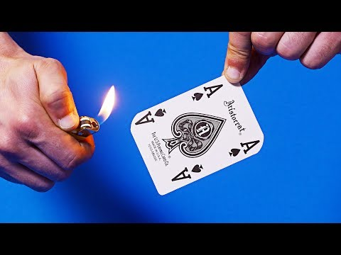 Thumbnail: 4 Awesome Magic Tricks