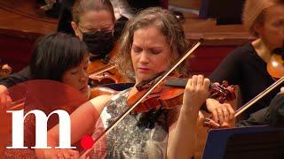 Hilary Hahn and Gianandrea Noseda perform Brahms' Violin Concerto in D Major, Op 77