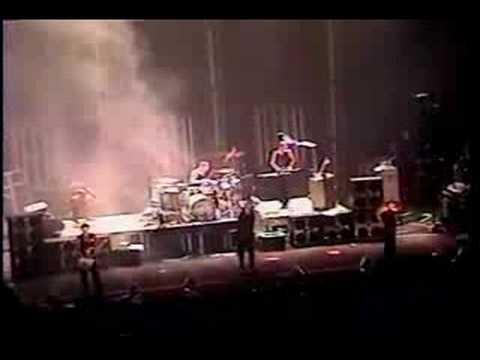 rammstein new york 2001 heirate mich youtube. Black Bedroom Furniture Sets. Home Design Ideas
