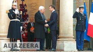 Video France's Macron meets Palestine's Abbas download MP3, 3GP, MP4, WEBM, AVI, FLV Juli 2018