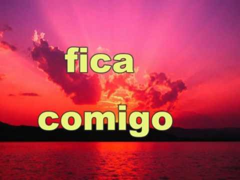 Fica Comigo- (Mara Maravilha) karaoke  by Rene Eskelsen