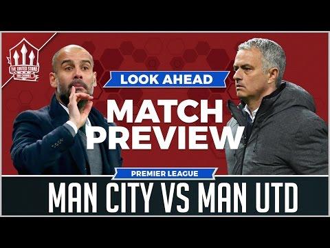 MOURINHO Belittles PEP! Man City vs Man Utd Derby Preview