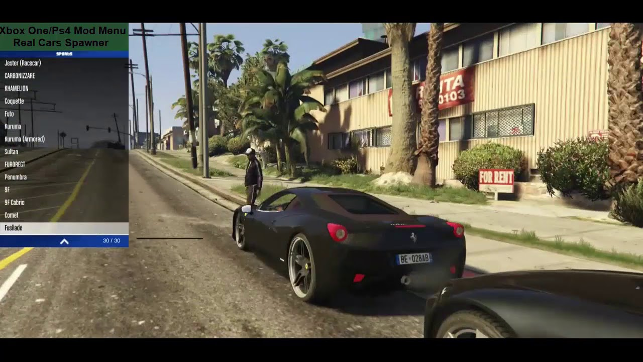 gta 5 real cars download