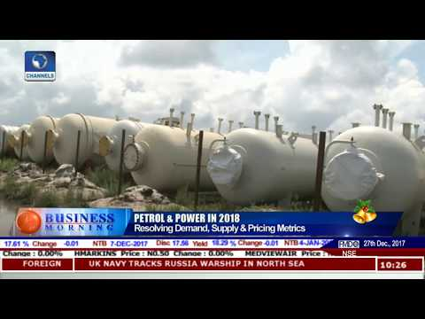 Sustainability Issues In Nigeria's Oil Sector Come 2018 |Business Morning|