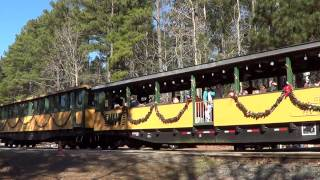 A Day at New Hope Valley Railway 12/14/14