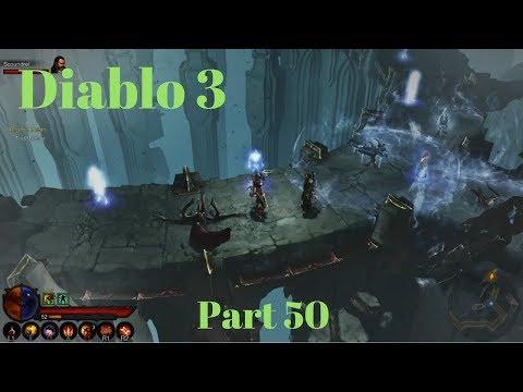 Let's Play Diablo 3 Reaper of Souls: Pandemonium Fortress Part 50 (Demon Hunter) PS4