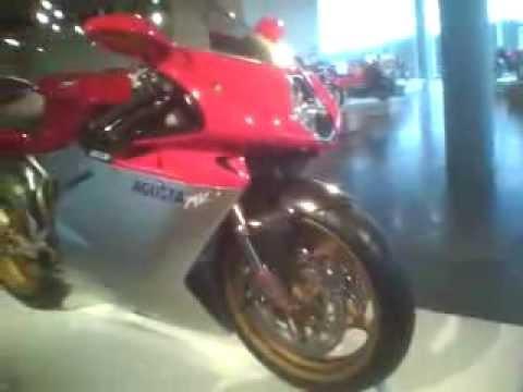 1998 MV Agusta F4 Serie Oro