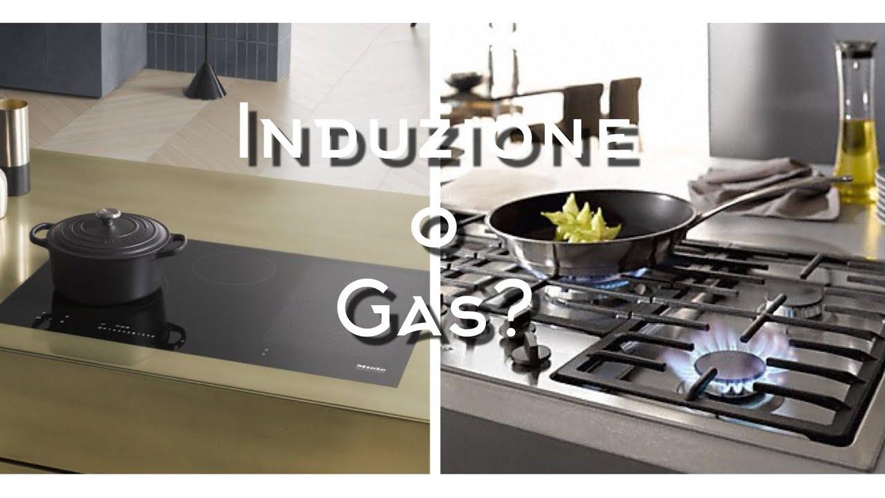 Piano Cottura Induzione O Gas induzione o gas? differenze tra le due tipologie di piani cottura
