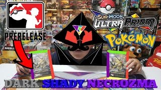 ULTRA PRISM PRERELEASE!! OPENING A NEW BOX INSIDE CARLS COLLECTIBLES! NEWEST POKEMON SET FOR 2018!!