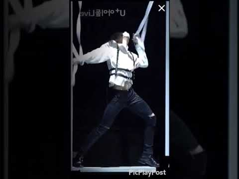 Jimin Fake Love Puppet Dance Mirrored Youtube