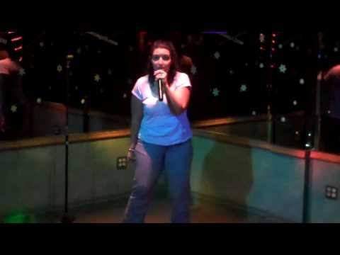 "Lizard Lounge Long Island Karaoke Lisa E. ""Like The Way I Do"" Melissa Etheridge"