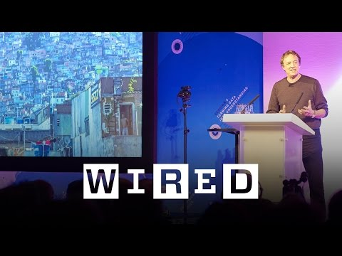 Misha Glenny: Modern Brazil is Imprisoned by Stereotypes | WIRED 2015 | WIRED