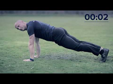Military Fit Bodyweight Workout with BMF