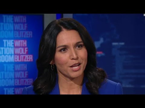 Tulsi Gabbard Proposes Paper Ballots To Protect Elections From Cyber-Hackers