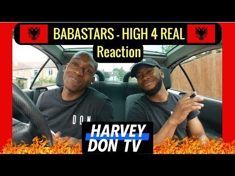 BABASTARS - HIGH 4 REAL Reaction