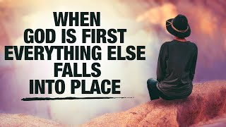 Watch How Everything FaĮls Into Place When You Trust God To Work Things Out
