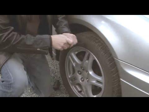 Tire For Less >> Slashing tire - YouTube