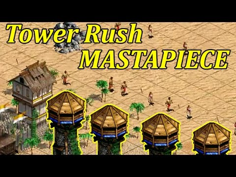 TOWER RUSH MASTAPIECE