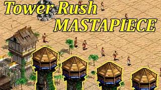 TOWER RUSH MASTAPIECE
