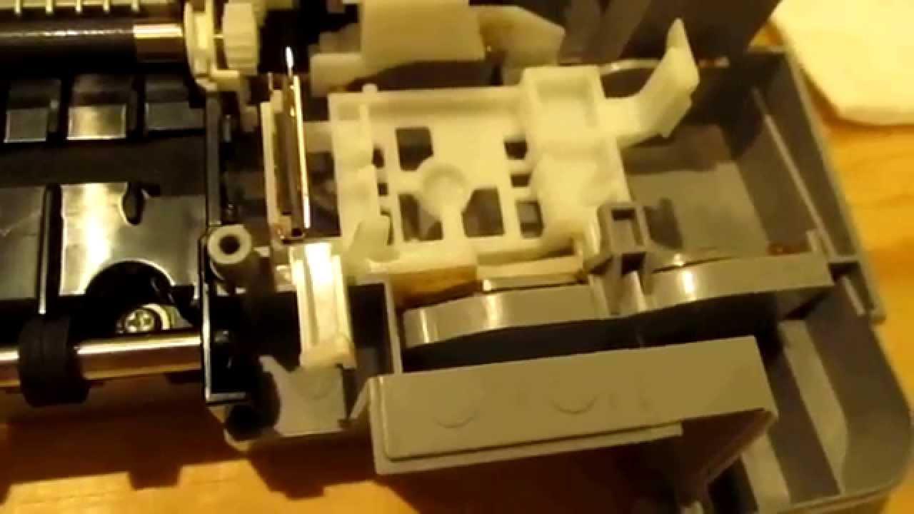 инструкция по ремонту принтера canon ip4500